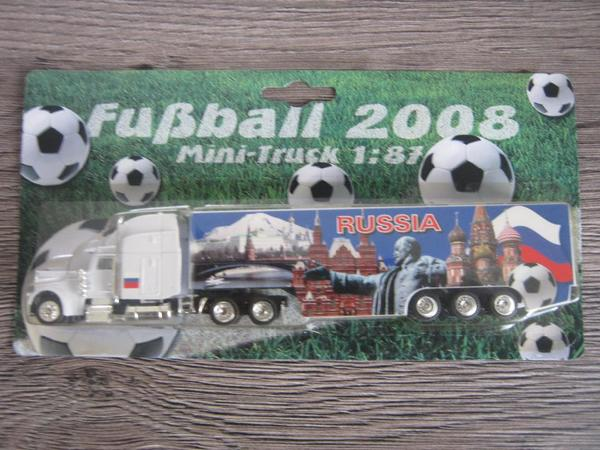 lkw modell fussball em 2008 in hohenems fanartikel kaufen und verkaufen ber private kleinanzeigen. Black Bedroom Furniture Sets. Home Design Ideas