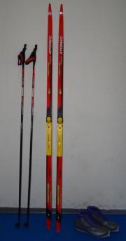 LL-Skiausrüstung (Ski,