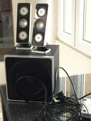 Logitech Lautsprecher und