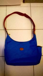 Longchamp Umhängetasche Blau