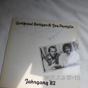 LP Gottfried Böttger Joe Pentzlin