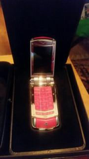 Luxus Handy Vertu