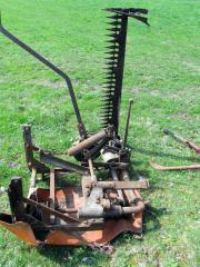 Mähbalken für Traktor