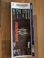 Matapaloz Tickets