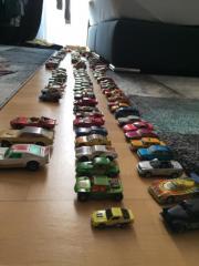 Matchbox auto 130