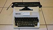 Mechanische Schreibmaschine Triumph