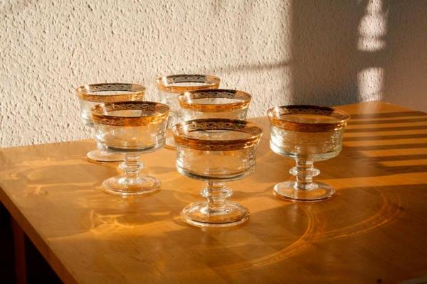 Medici Kristallglas, 24 » Geschirr und Besteck