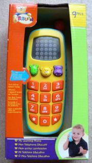 Mein erster Telefon