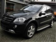 Mercedes-Benz ML 63 AMG Gepflegt