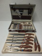 Messer-Set 24-