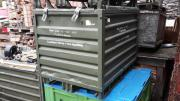 Metalboxen BW-Bestand keine Gitterbox Stapelbar