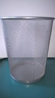Metall-Eimer Papierkorb