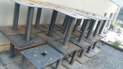 Metall Tische gebraucht