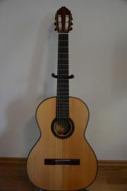 Metzner Meistergitarre