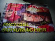 Michael Schumacher Fahne
