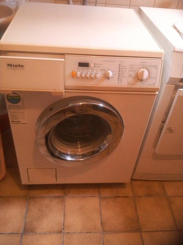 miele waschmaschine gebraucht kaufen nur 3 st bis 65 g nstiger. Black Bedroom Furniture Sets. Home Design Ideas