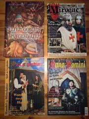 Mittelalter Magazine und