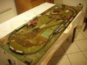 Modeleisenbahnanlage Spur N