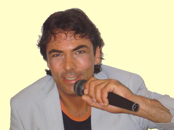 Moderator Jürgen Schneider
