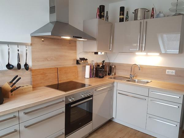 Moderne NOLTE Einbauküche » Küchenzeilen, Anbauküchen