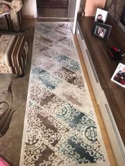 Moderner Teppich, 3D