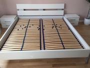 Modernes Bett inkl.