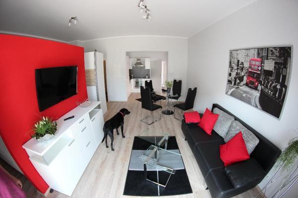 modernes ein-zimmer-apartment in rülzheim - vermietung zimmer ... - Ein Zimmer