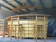 Möbel Einzelstück Tischleranfertigung Bartresen Hausbar