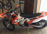 Motocross KTM 500