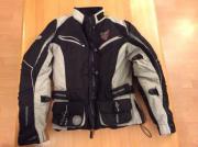 Motorradbekleidung Textiljacke und -
