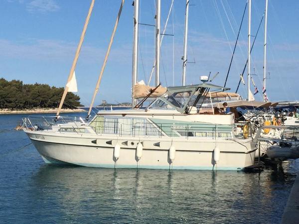 Motoryacht Klassiker Broom » Motorboote
