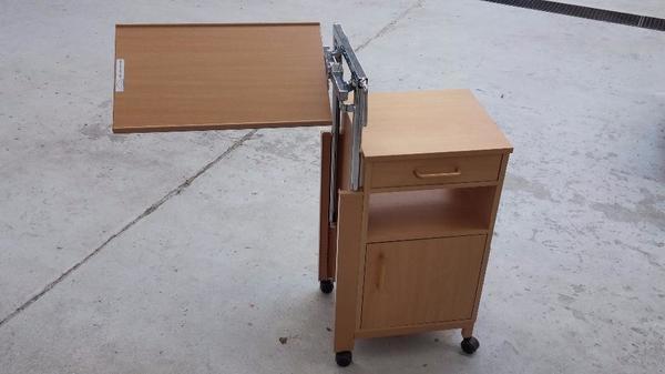 Tisch Fur Pflegebett Dekoration Bild Idee