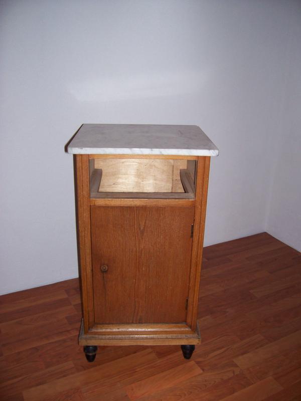 Nachttischschrank gebraucht kaufen 4 st bis 75 g nstiger for Marmorplatte gebraucht