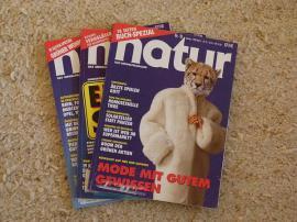 Natur, das Umweltmagazin