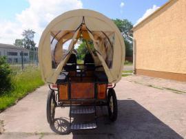 Bild 4 - Neuer Planwagen - Buttstädt