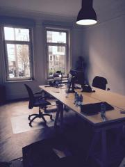 Neues Coworking in