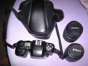 Nikon F 601 AF Nikkor