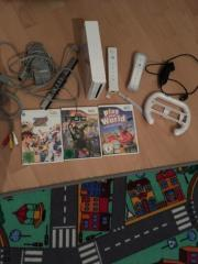 Nintendo Wii Konsole