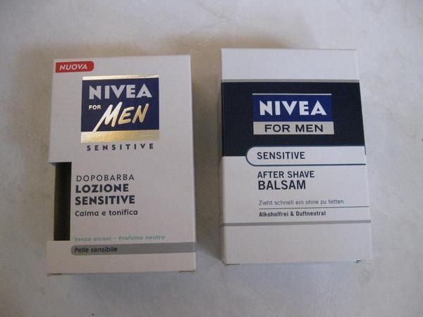 NIVEA FOR MEN Sensitive After
