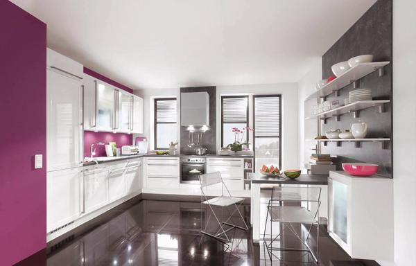 Nobilia Küchenschränke, weiß Hochglanz, Stangengriffe, NEU, OVP ...