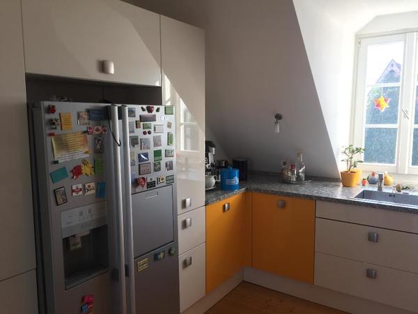 nolte küche ohne elektrogeräte in mannheim - küchenzeilen ... - Küche Ohne Elektrogeräte Kaufen