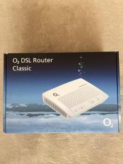 O2 DSL Router