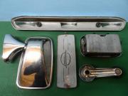 Oldtimer Chrome - Teile - Opel P1