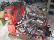 Oldtimer MB Dieselmotor