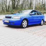 Opel Astra Caupe