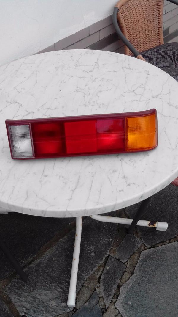 Opel Rekord E Heckleuchten