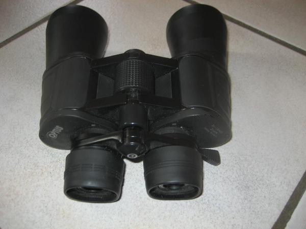Optus zoom fernglas 8 24 x 50 mit tragetasche in birkenheide optik