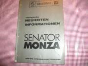 Orig Opel KTA1208 Monza Senator