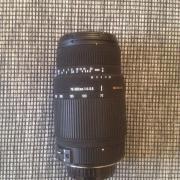 Pentax 70-300mm