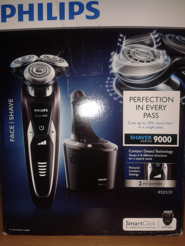 Philips Shaver Series 9000 Elektro